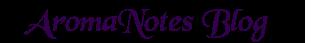 AromaNotes Blog image
