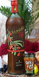 Ningxia Red powerful antioxidants