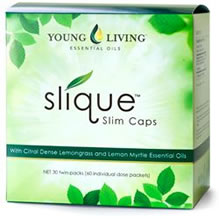 Young Living Slique Slim Caps