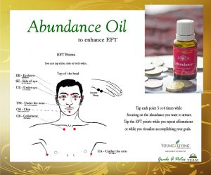 Young Living Abundance Oil For Law of Attraction