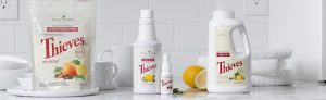 Young Living Thieves Products