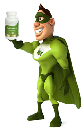 MultiGreens Super Supplement