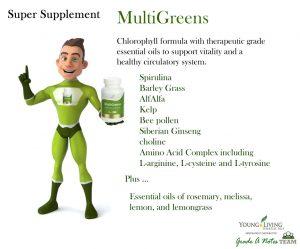 MultiGreens Super Supplement