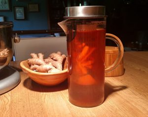 ginger-infused-Slique-Tea