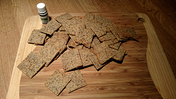 Chili Lime Vitality Crackers