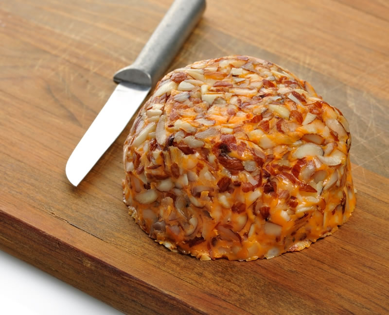 vitality oil cheese ball
