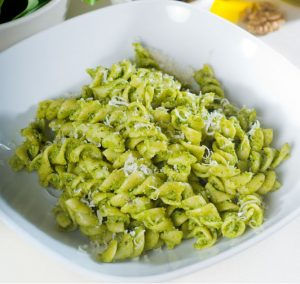Einkorn Basil Vitality Pesto