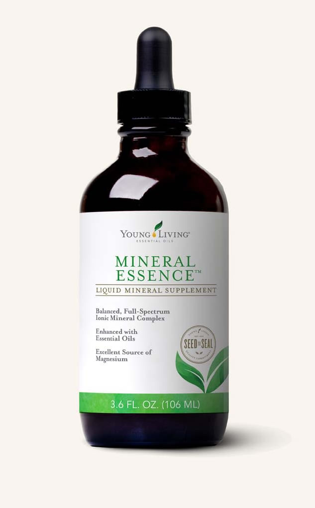 Young Living Mineral Essence