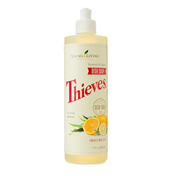 Young Living Thieves Dishwashing Soap