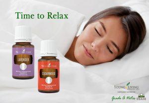 Lavender Cedarwood Essential Oils Sleep