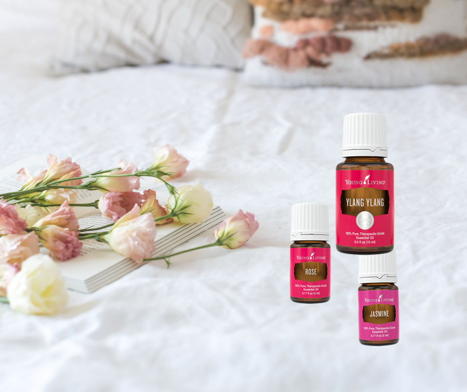 Essential Oils For Romance - Ylang Ylang
