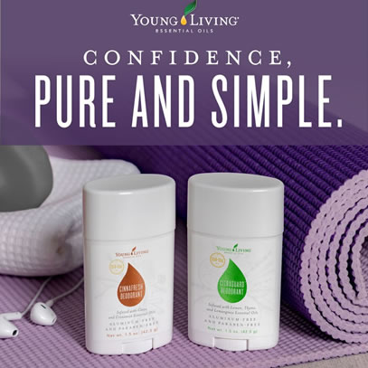 Young Living Deodorant