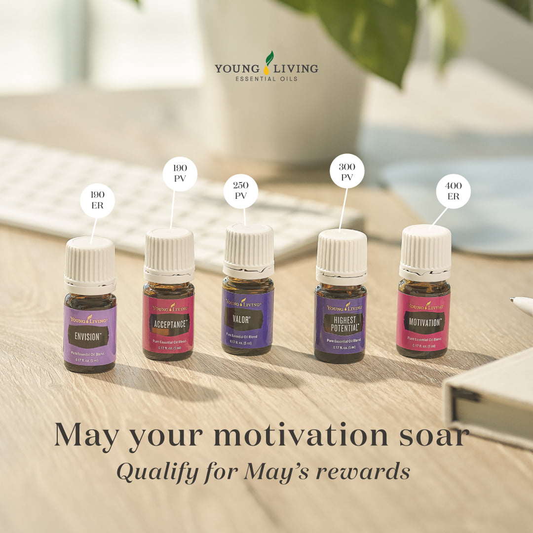Young Living Monthly Promo Free Gifts With Purchase